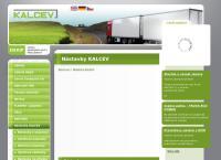 Web stránka Nástavby - D.M.T., s.r.o. je
