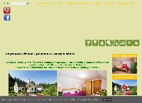 Web stránka Penzion U Starých sádek Třeboň je
