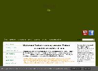 Web stránka Penzion Na Holičkách v Třeboni je