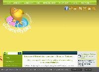 Web stránka Apartmány u Zlaté rybky - Třeboňsko je