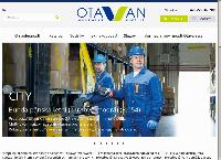 Web stránka OTAVAN je